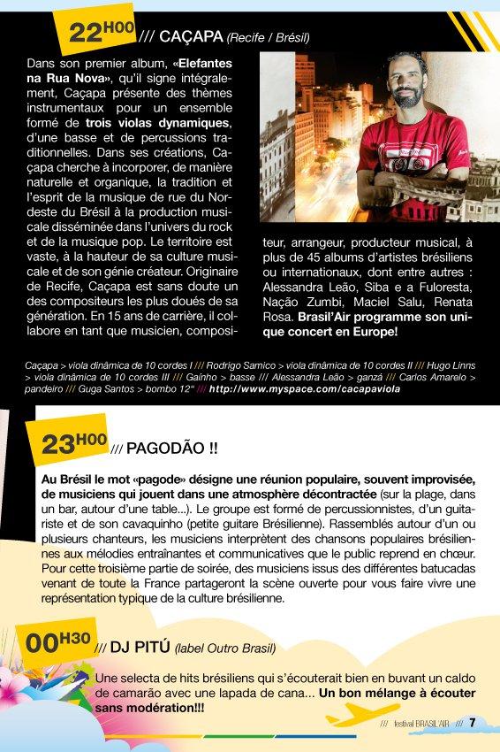 CAÇAPA Festival Brasil'Air folder Orleans FR 2011.jpg
