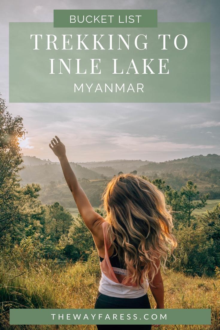 Myanmar: Inle Lake Trek