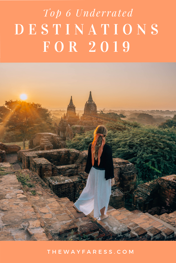 Best Destinations for 2019