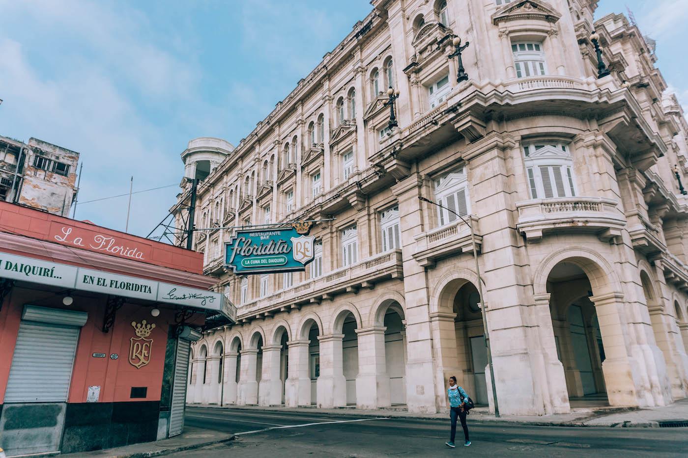 Top Restaurants and Bars in Havana, Cuba