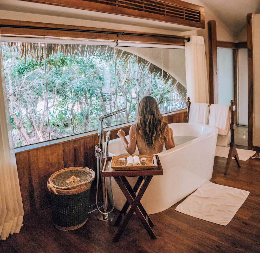 Luxury at Chena Huts by Uga Escapes in Yala National Park