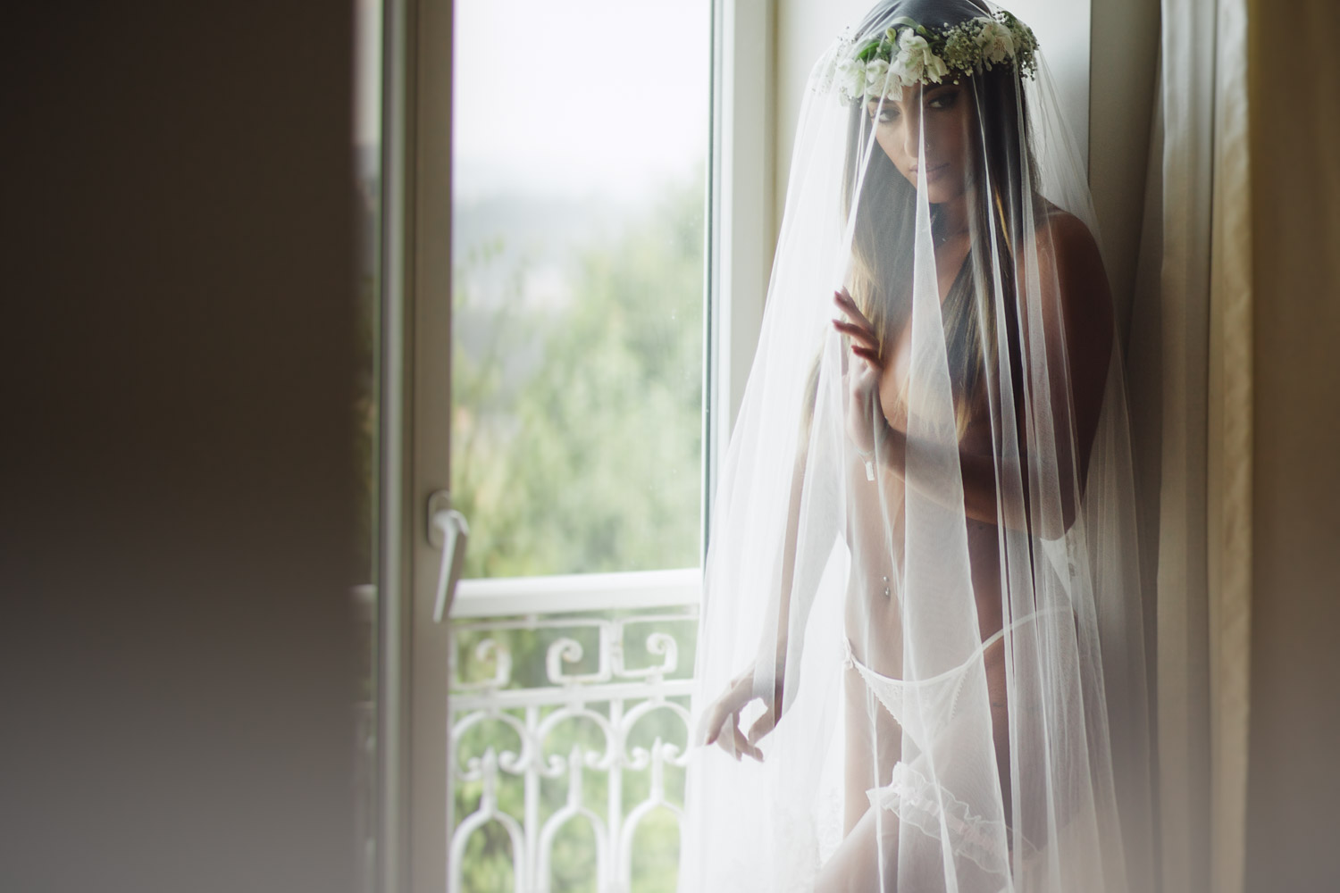 Bridal Boudoir - with Juliana
