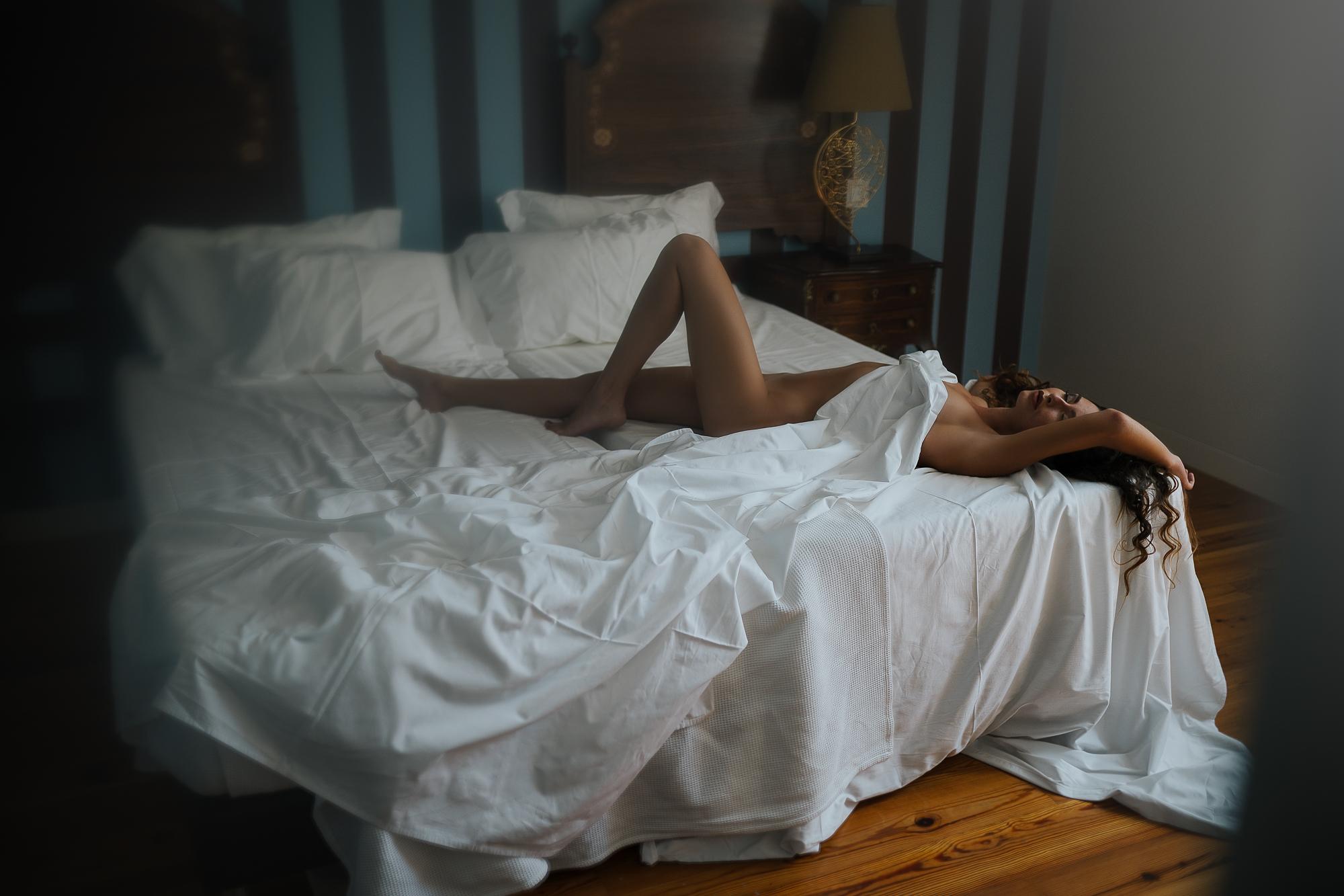 boudoir ... - with Bárbara