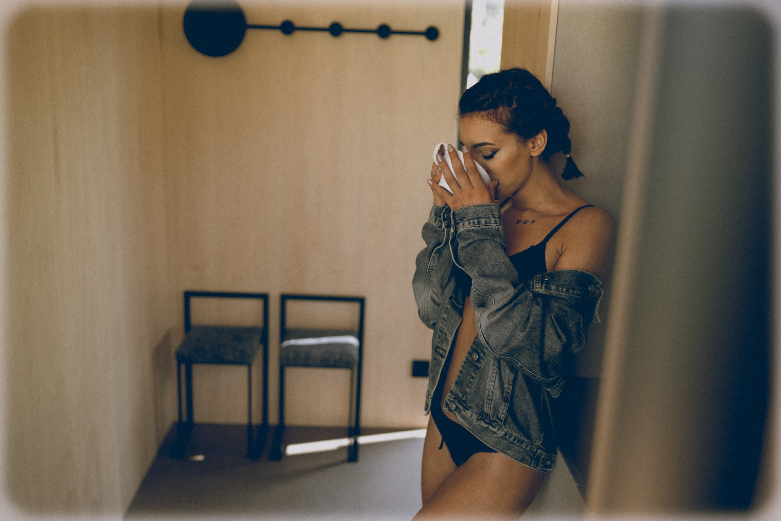 Boudoir - with Carolina …