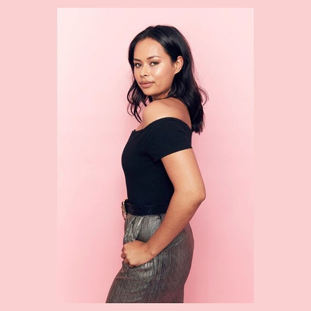 Q & A with Frankie Adams 〰️ HER has the honour of having a quick korero with the Samoan/Kiwi actress who is living her best life in Hollywood. Frankie shares about the leading ladies in her life and all things career xxxx LINK IN BIO #hertheblog