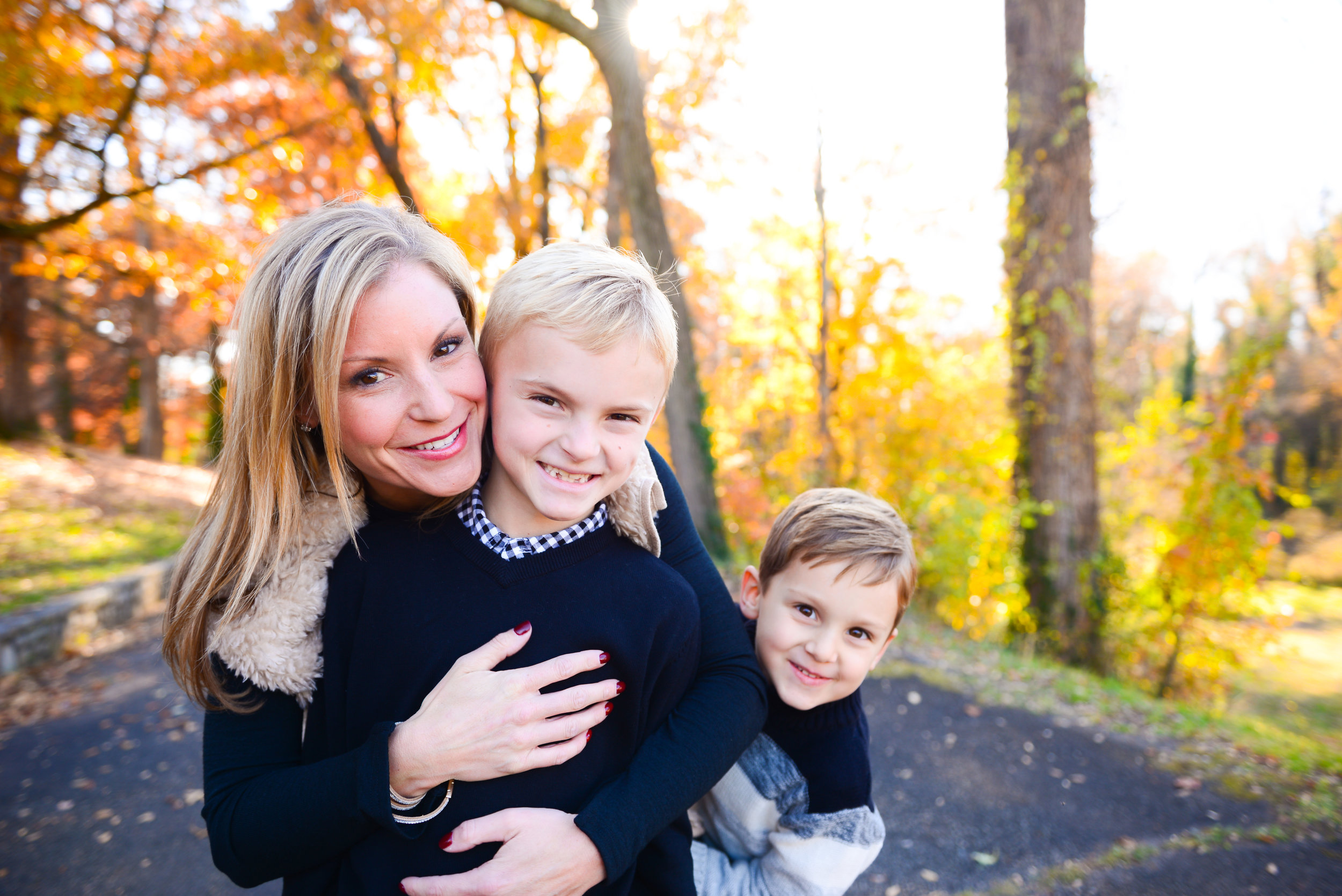 Family Sessions - Because that is where it all began and Tisha LOVES her families, children/teens and babies. Session fee and all full file sized images:$350