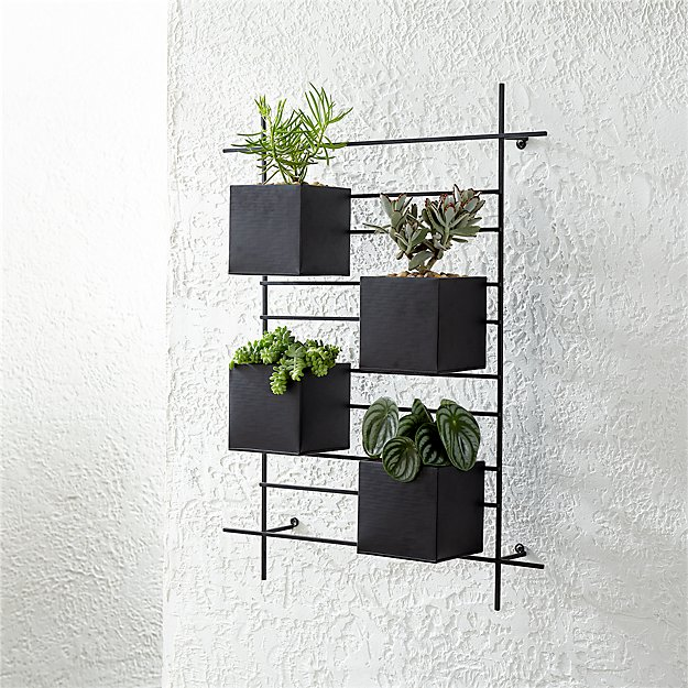 4 Box Wall Planter  $99.97