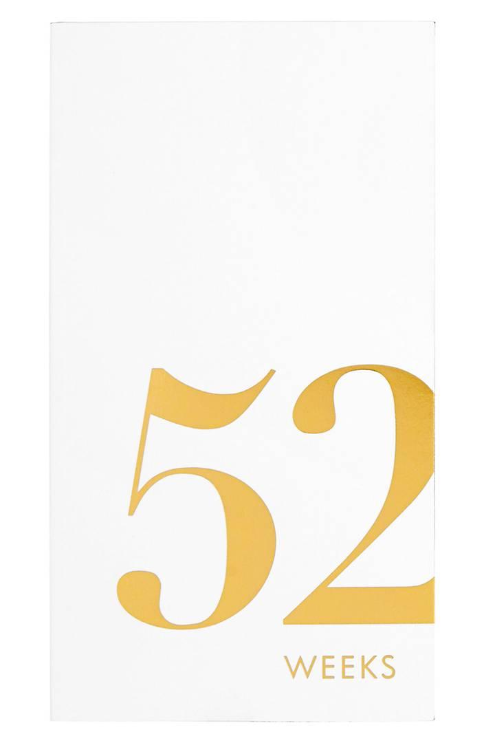 52-Week Journal