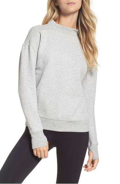 Zella Sweat Style Pullover