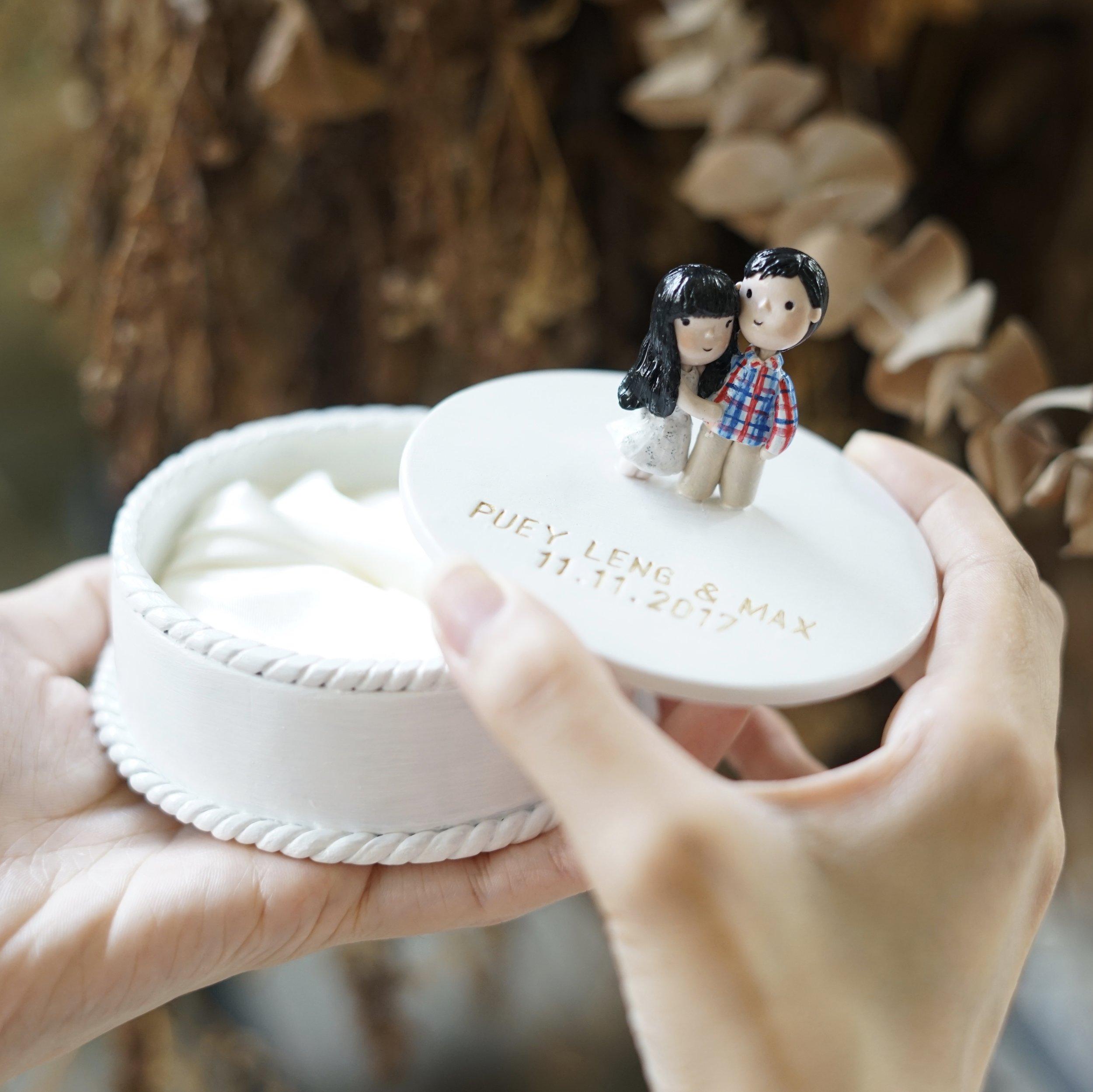 Custom Ring Box -