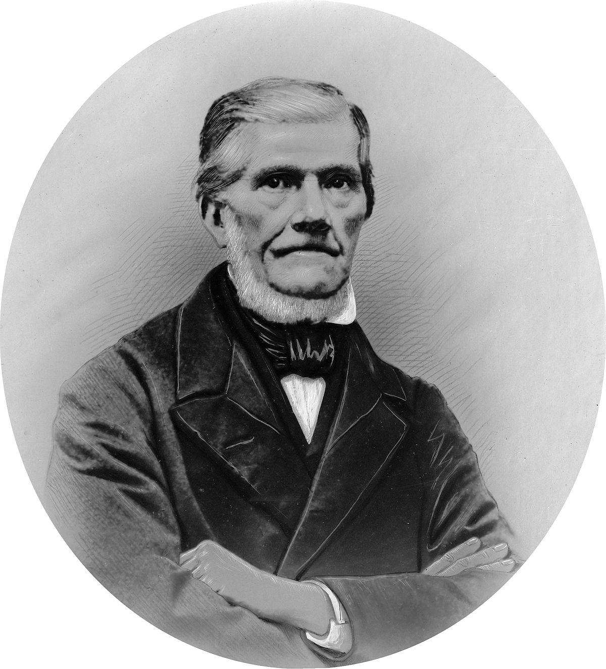 Dutch chemist Coenraad Johannes van Houten