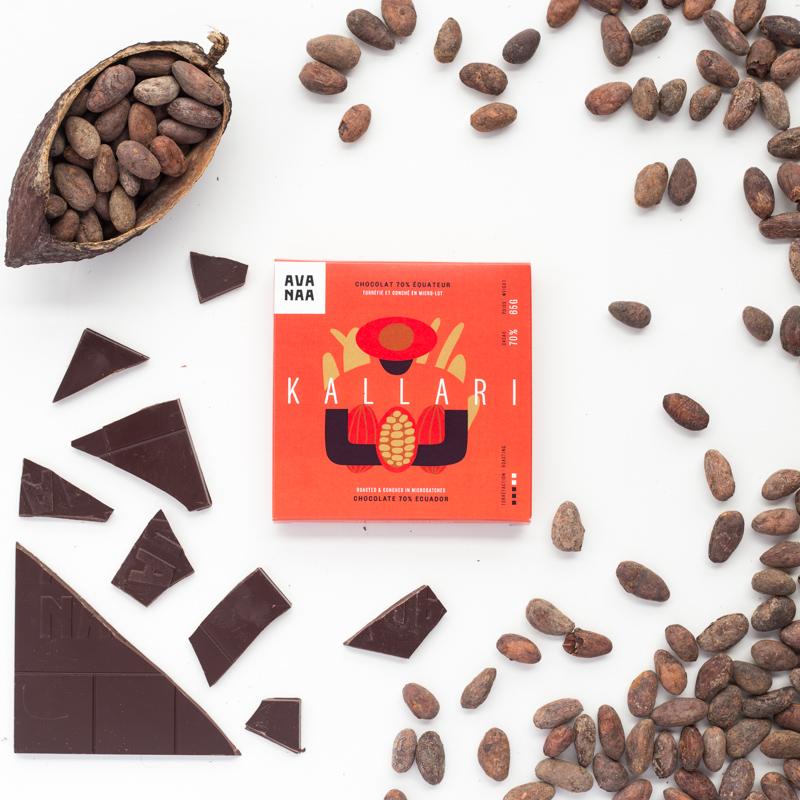 Avanaa chocolate