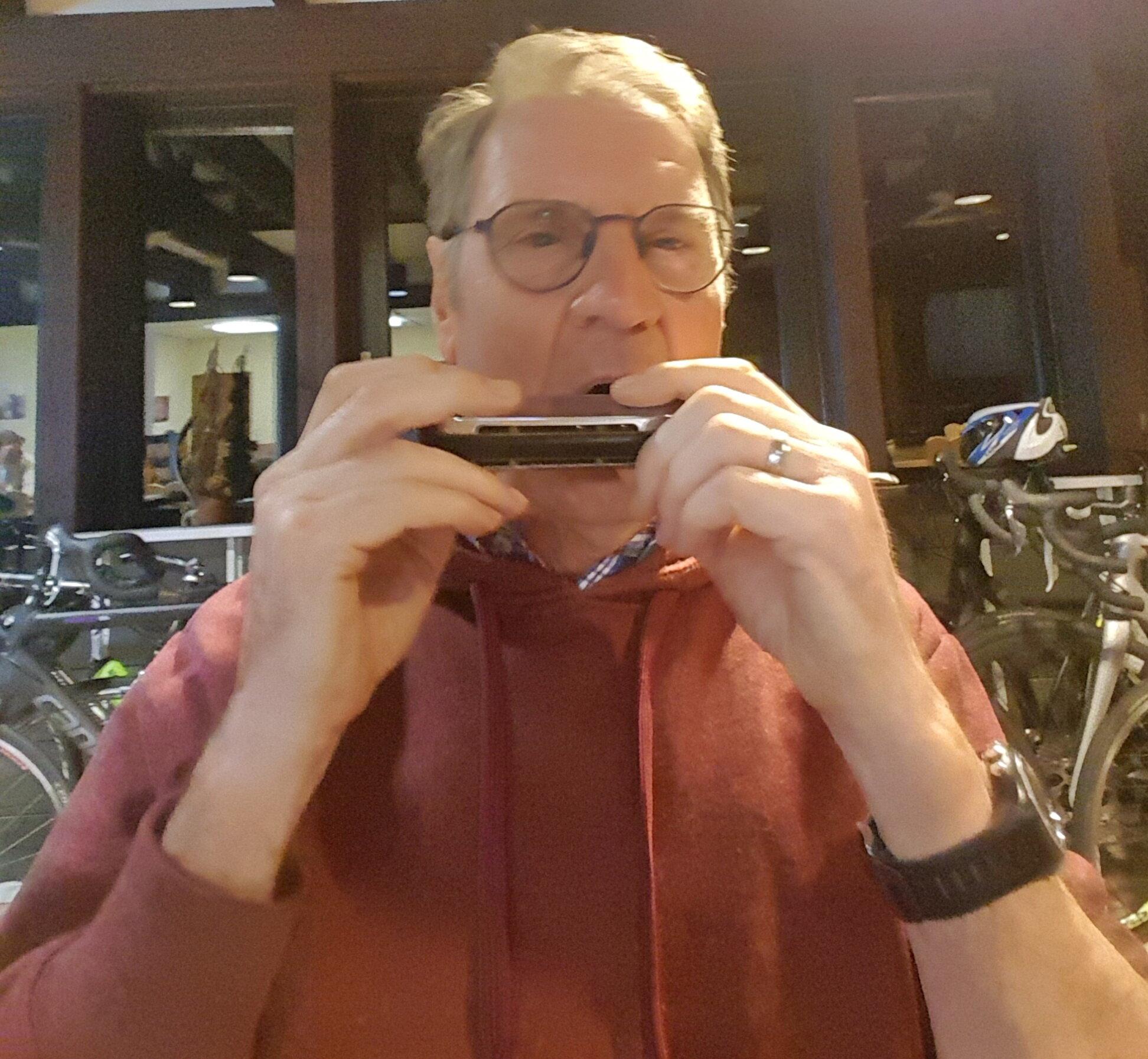 En een WTC clubweekend waarop Paul niet op zijn mond harmonica heeft gespeeld is géén WTC clubweekend.