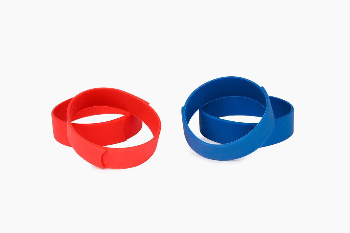 Piezas de silicona producidas según diseño cliente
