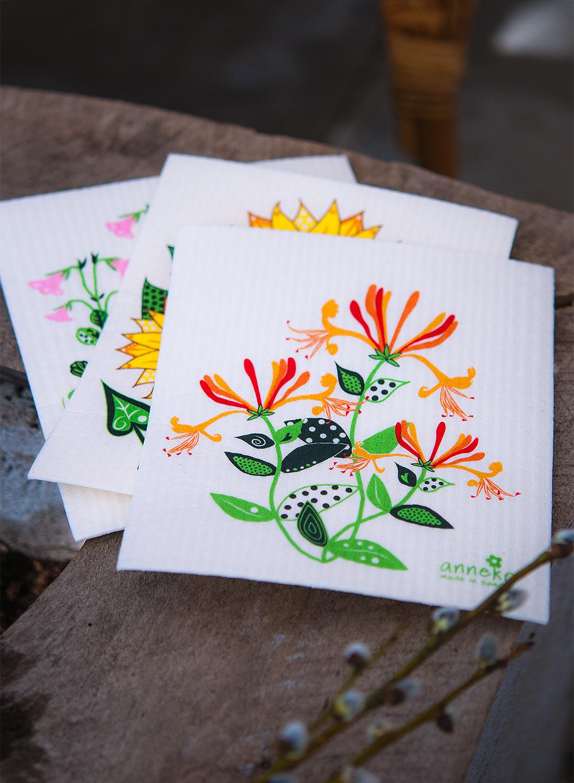 Miljövänliga disktrasor, Anneko Design