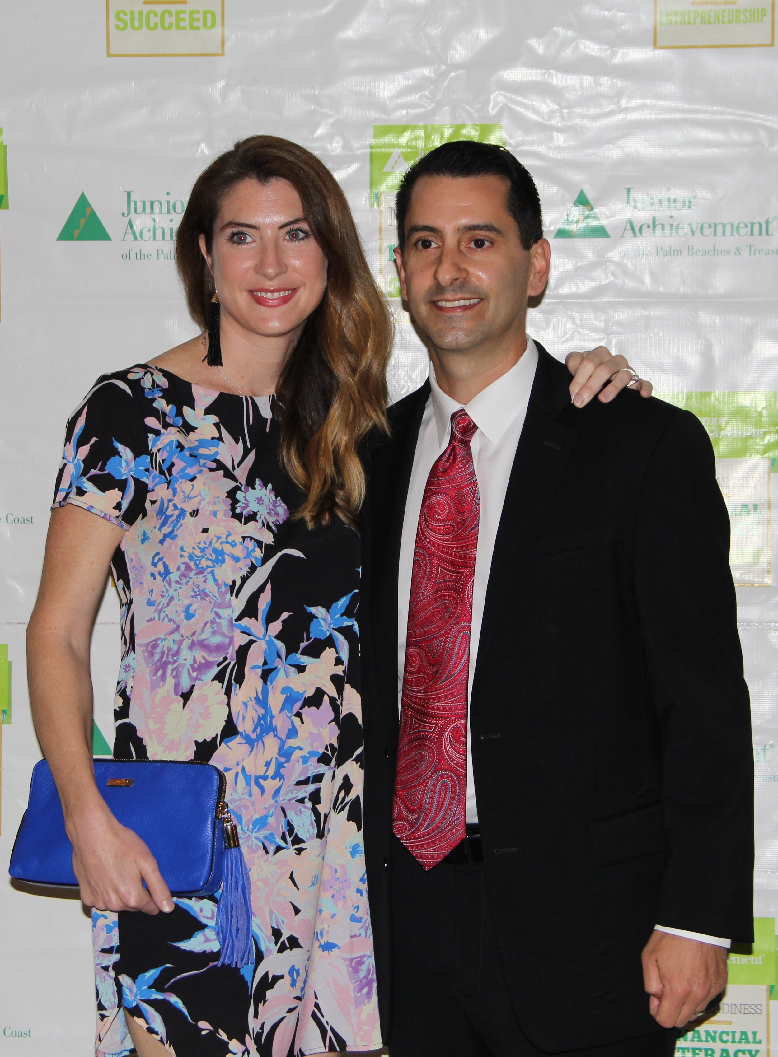 Mr and Mrs Steve Bevilacqua.JPG