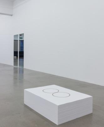 Felix Gonzalez-Torres,  Untitled (Double Portrait)