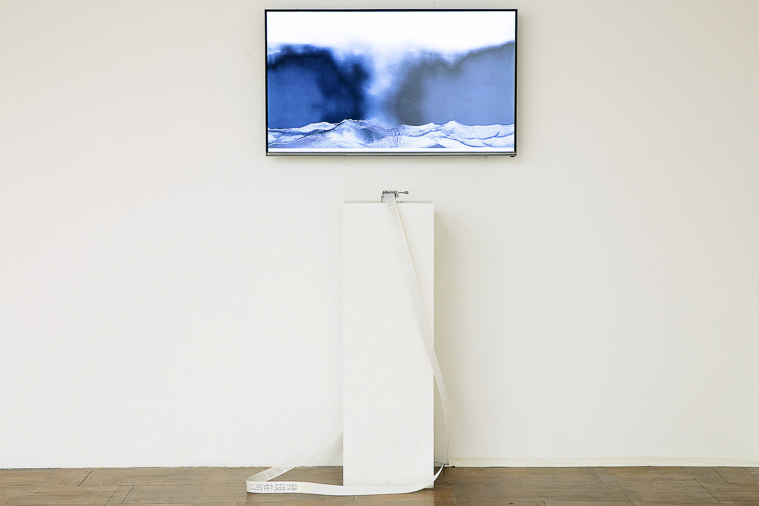 Zac Choy Kam Ming, 'I Can Now Do What Others Deem Tedious', 2018, interactive video installation, size variable. Image courtesy the artist and Fresh Trend.