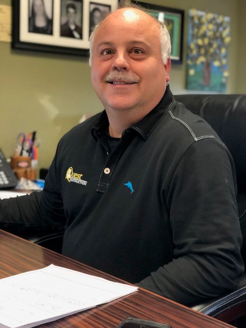 John Kokales - As an Owner and Project Manager, John is responsible for client relations, project administration, project estimating, project scheduling and sub-contractor negotiations.