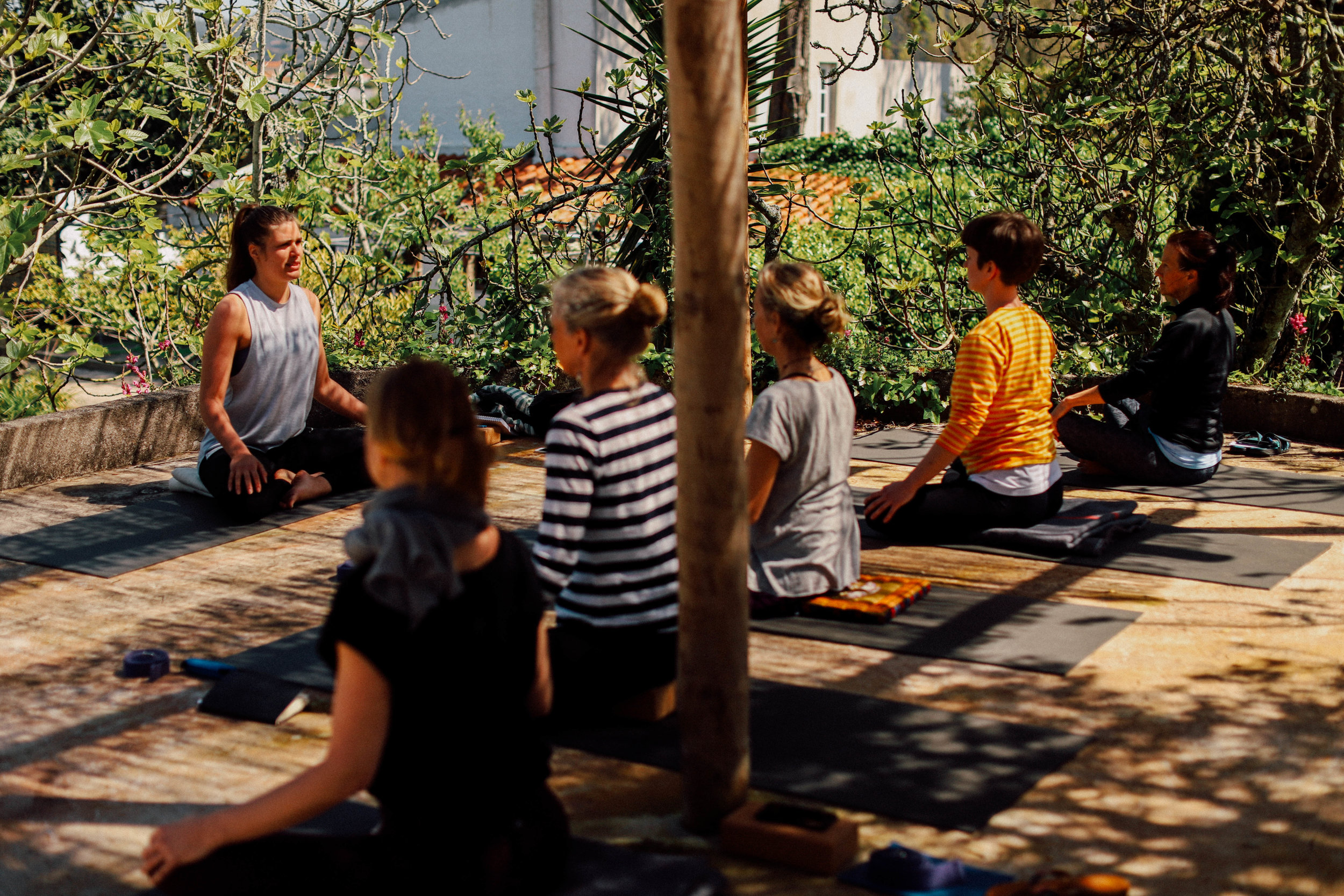 TRUE NORTH VINYASA TEACHER TRAINING PORTUGAL