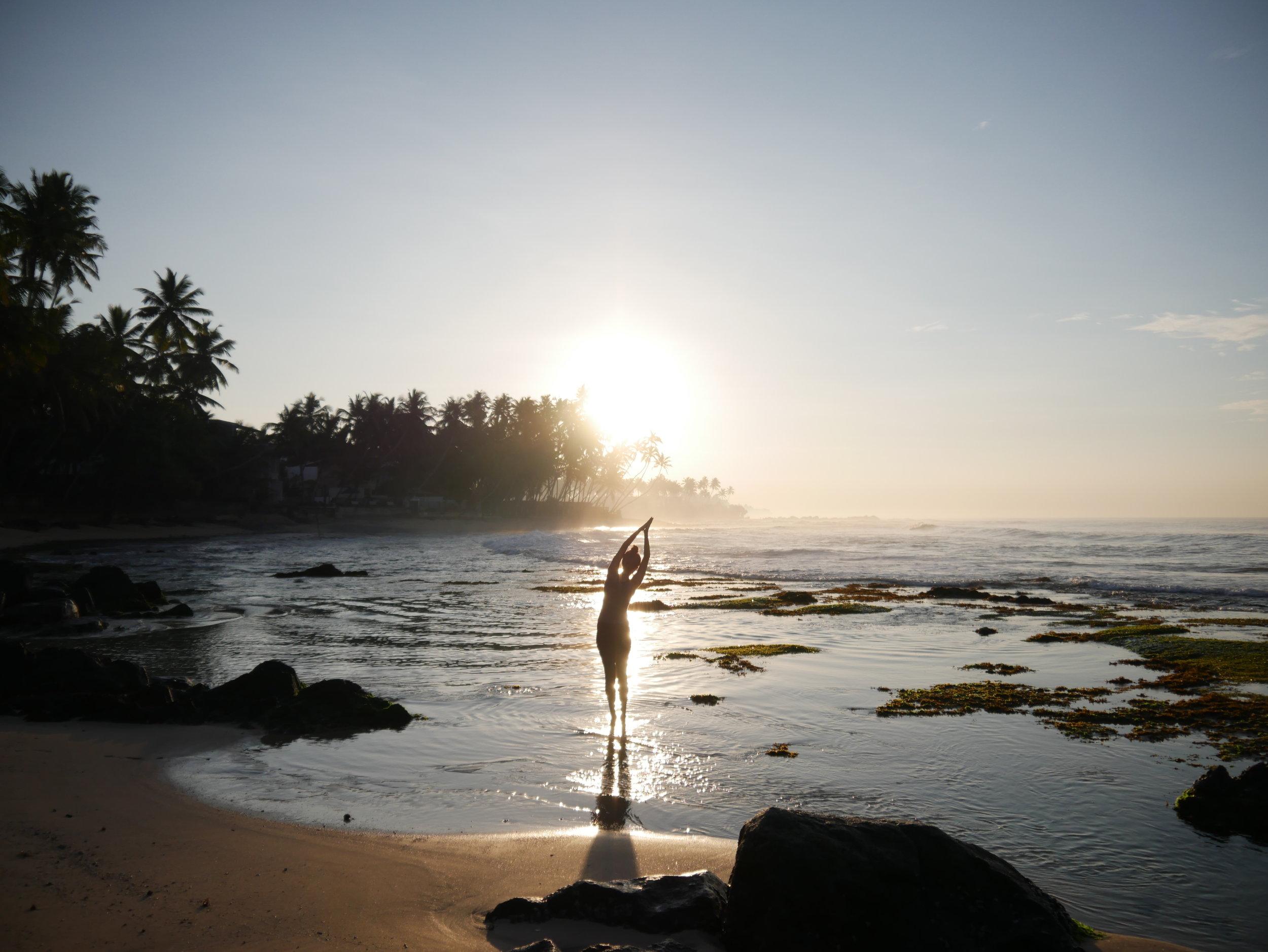 into the jungle yoga retreat sri lanka