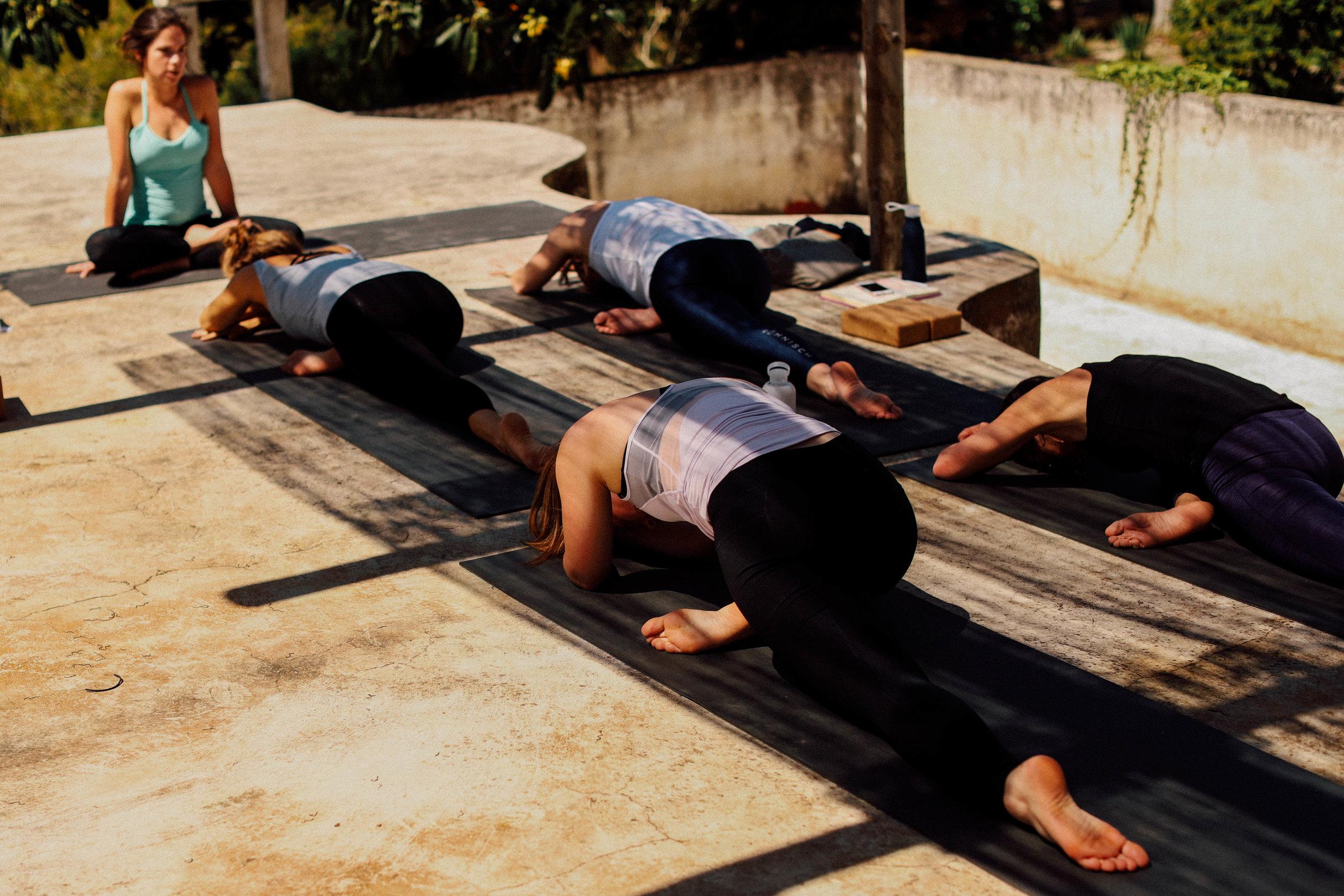 true north vinyasa yoga teacher training portugal