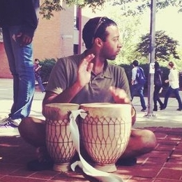 drumming with   straight up tribal | baltimore, 2013 | photo: alexis reneé