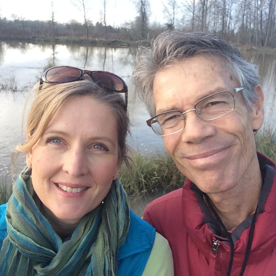 Dan Appenzeller and Crista Munro