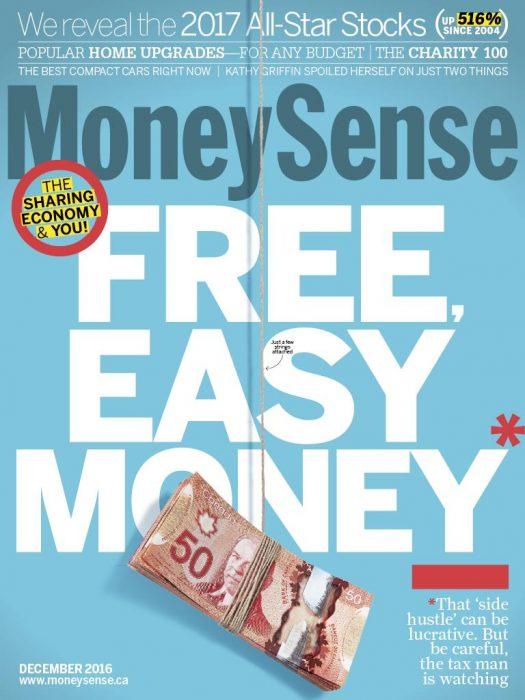 money sense | 2016