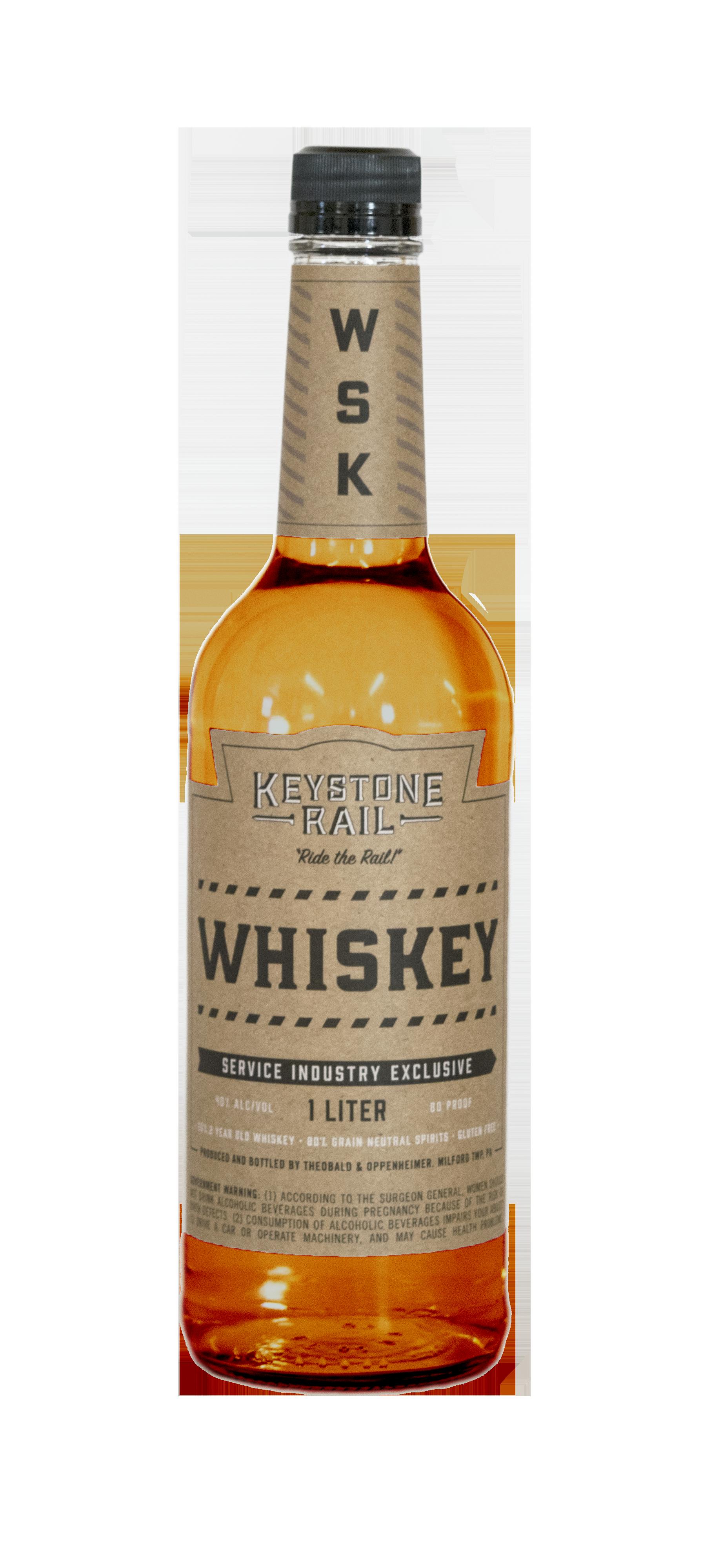 Keystone Rail Whiskey