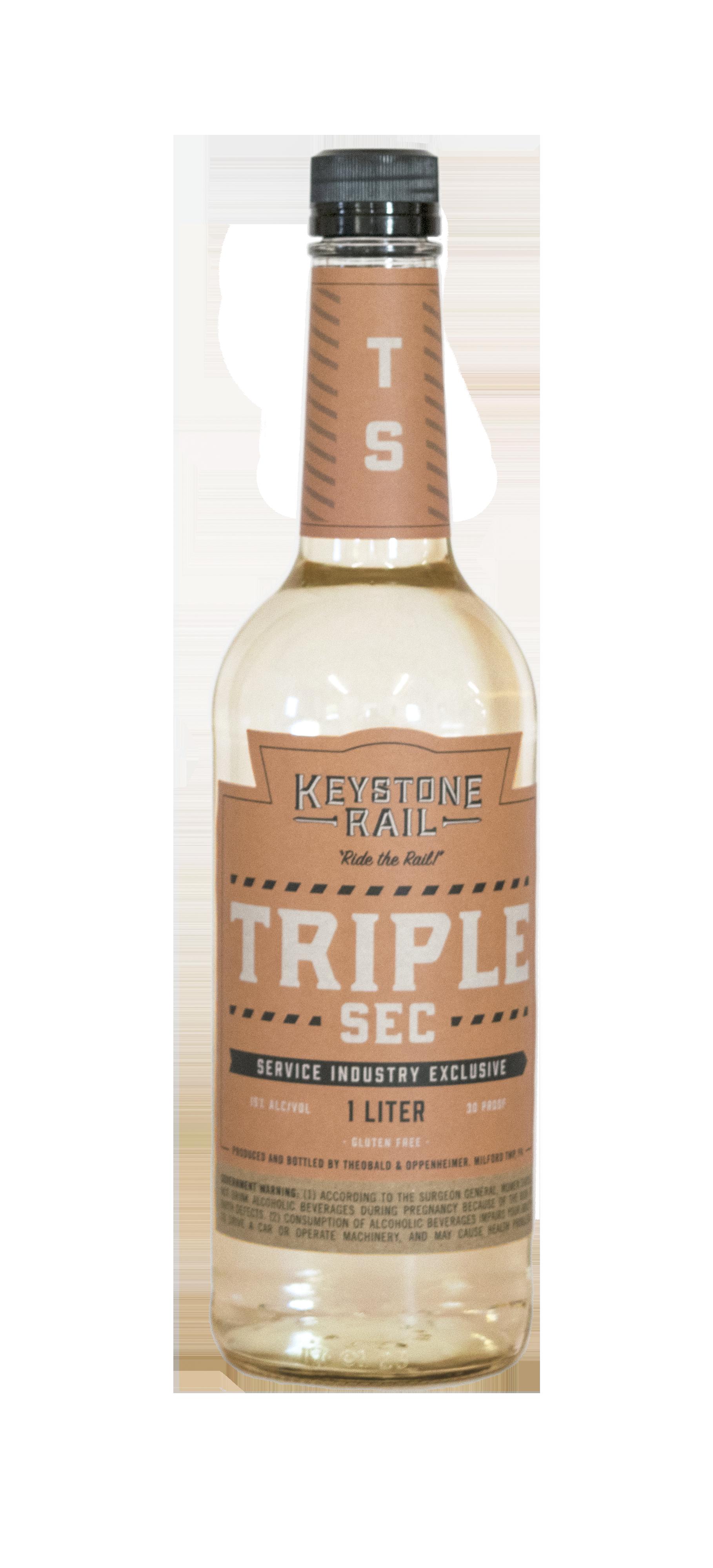 Keystone Rail Triple Sec