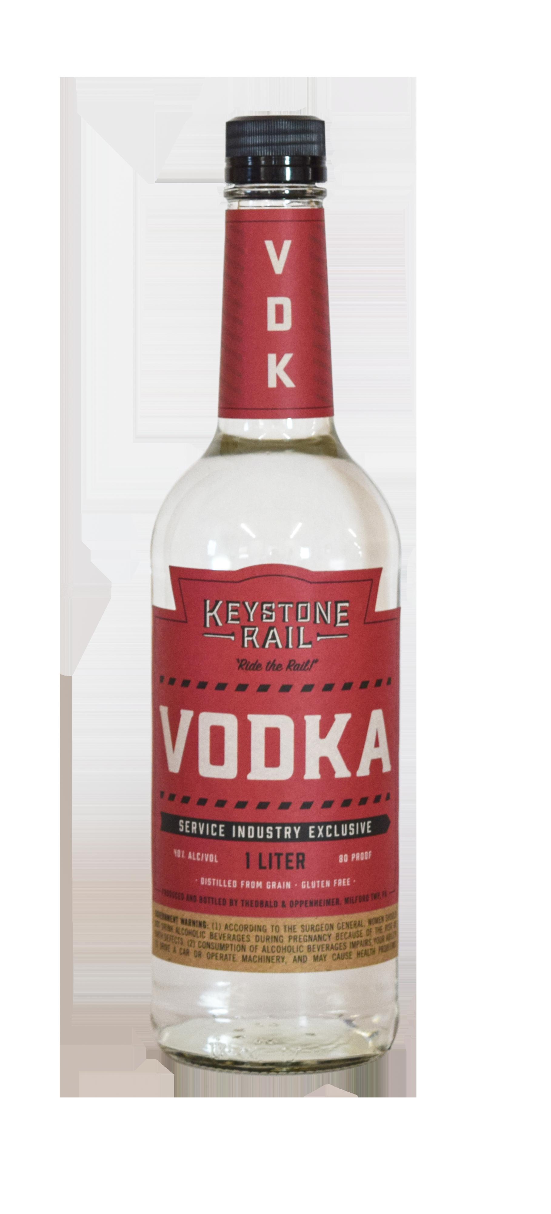 Keystone Rail Vodka