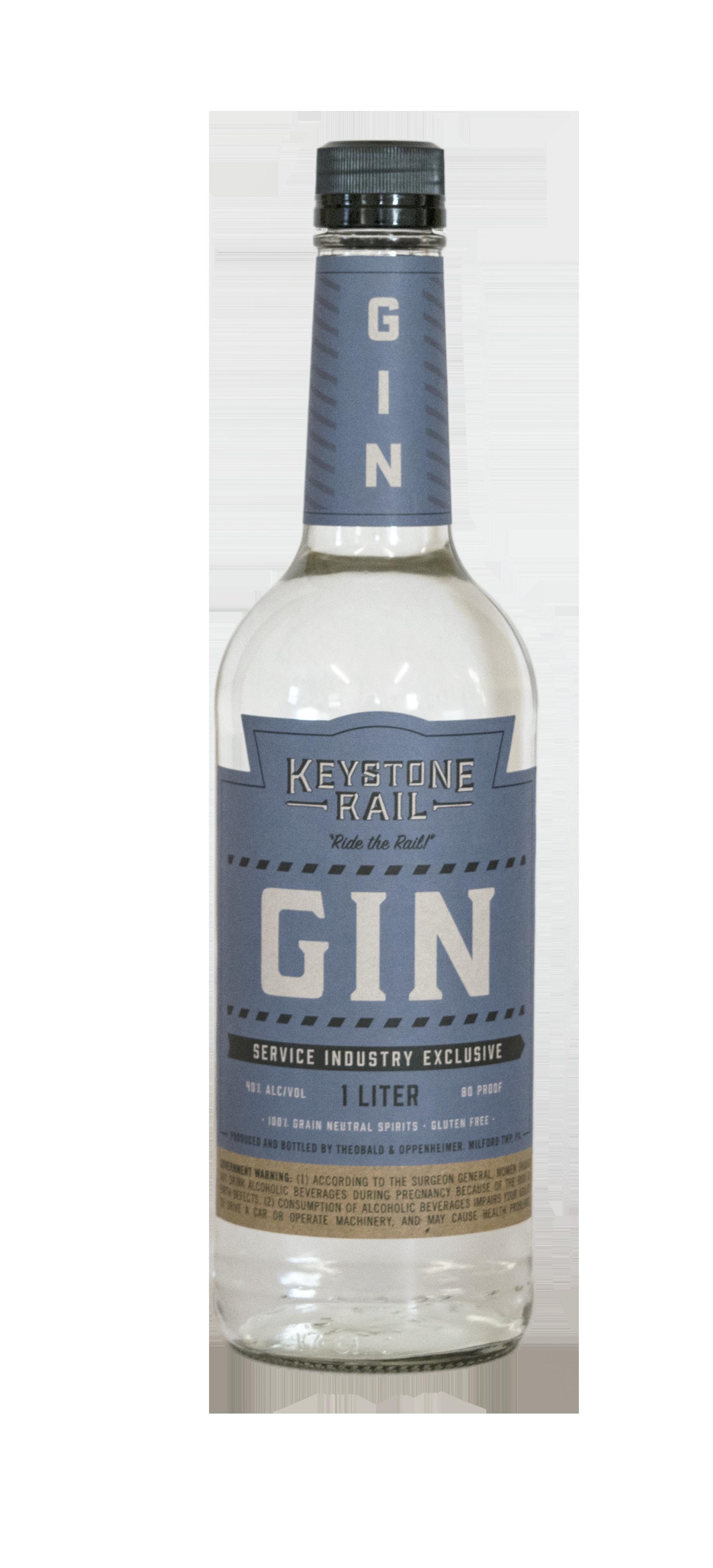 Keystone Rail Gin