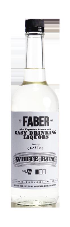 Faber White Rum
