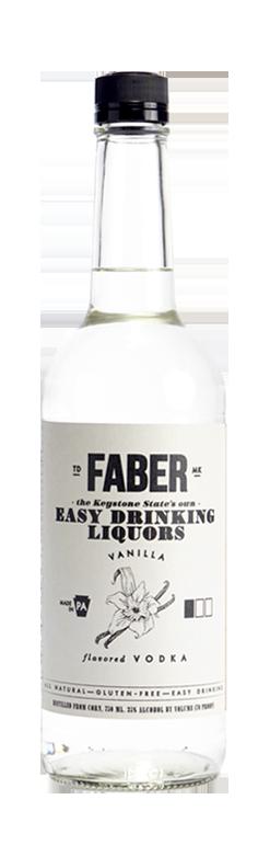 Faber Vanilla Vodka