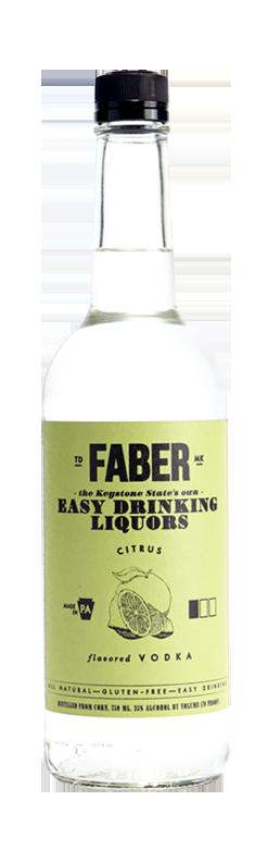 Faber Citrus Vodka