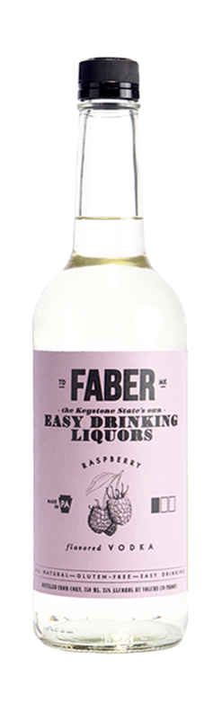 Faber Raspberry Vodka