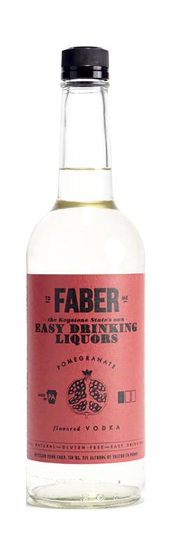 Faber Pomegranate Vodka
