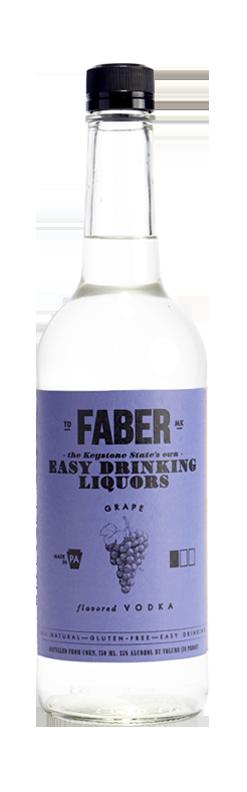 Faber Grape Vodka