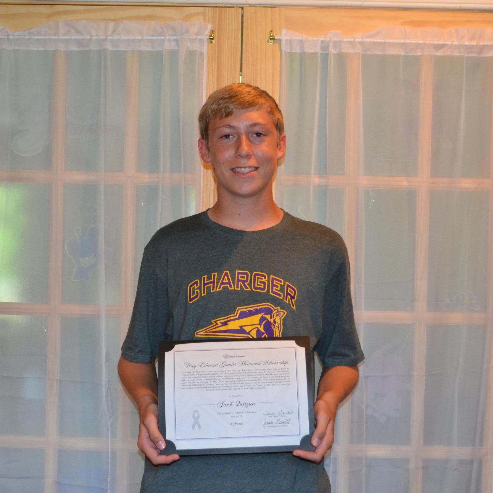 Jack Quitzau - 2013 5K Scholarship Recipient.JPG