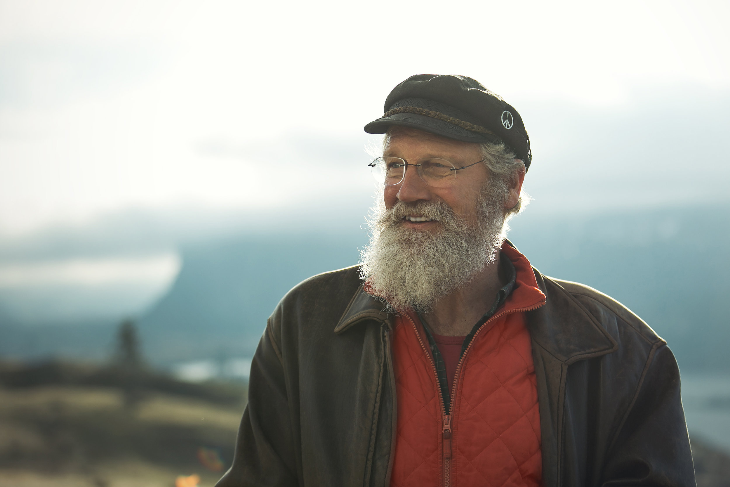 Don Gayton - author and Grasslands Ecologist