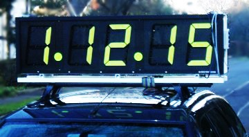 OUR RACE CLOCK - Available to hire for £55 from our Treasurer Graham Laylee.Learn More →