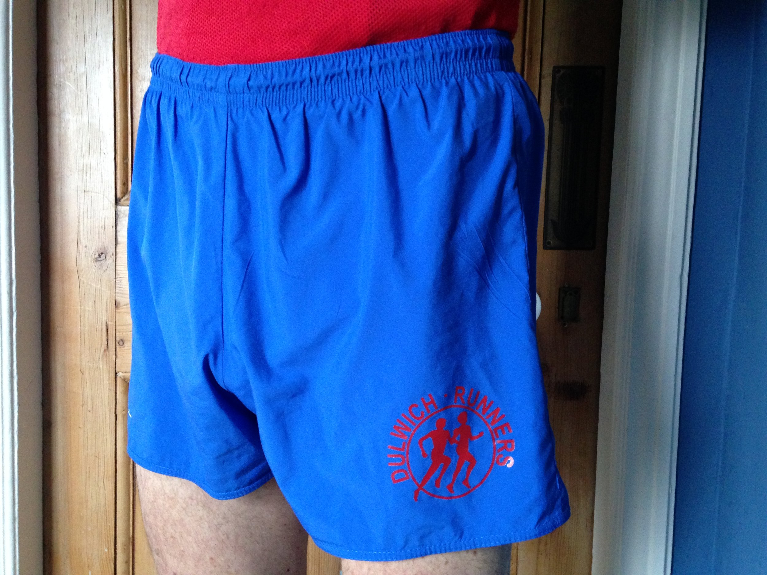 Shorts (including zip pocket) £15  Racing style also available at £15