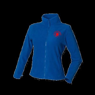 Ladies' Fleece Zip Jacket
