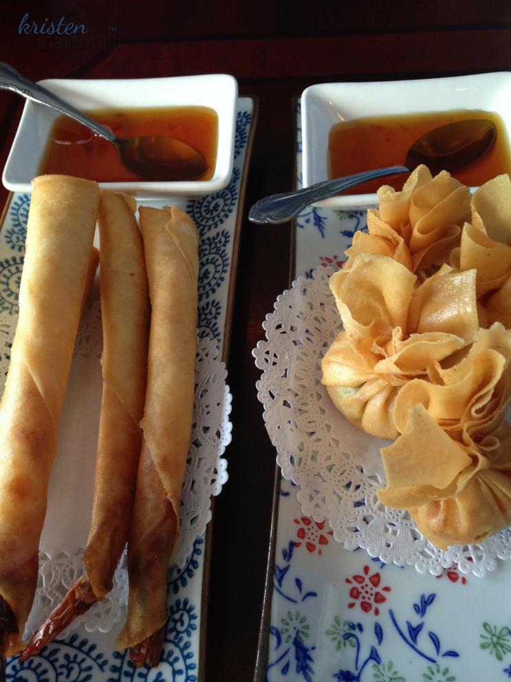 Khao Tip_Shrimp Blanket & Golden Bags_KMartinelli Blog_Writer & Marketer