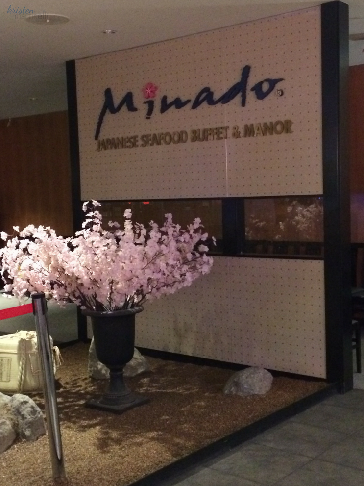 KMartinelli Blog_ Food Writer & Marketing_Minado Entrance Decorations