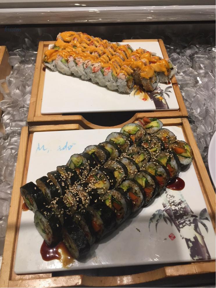 KMartinelli Blog_Writer & Marketer_Minado Restaurant_My Favorite Rolls