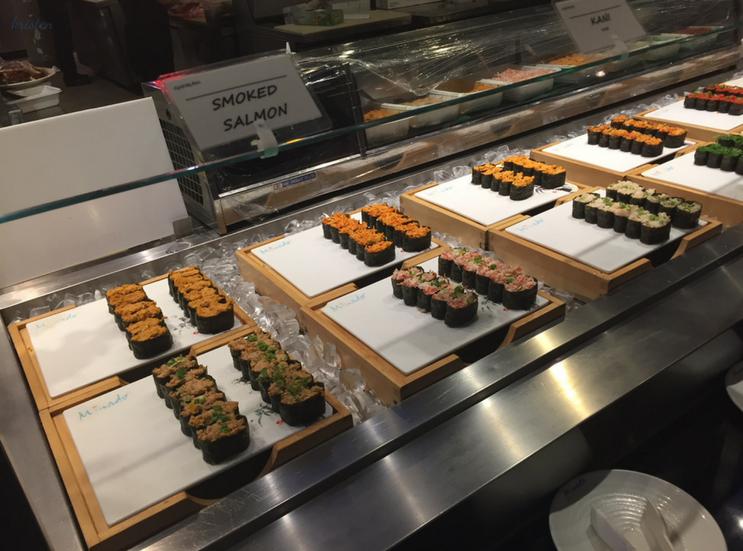 KMartinelli Blog_Food Writer & Marketer_Minado Restaurant_Sushi Station