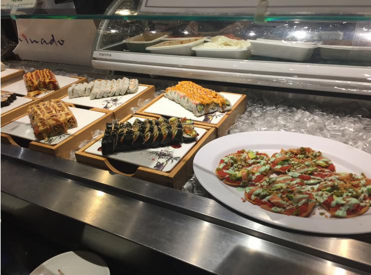 KMartinelli Blog_Writer & Marketing_Minado Restaurant Sushi