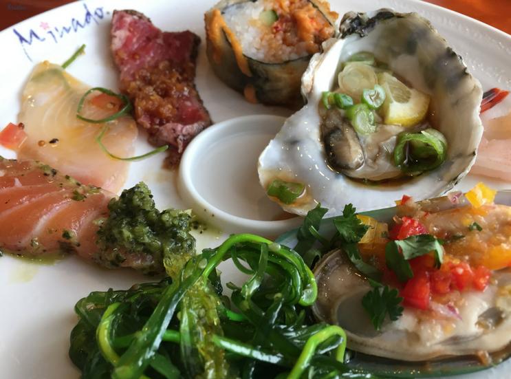 KMartinelli Blog_Writer & Marketer_Minados Restaurant_My Favorite Dishes